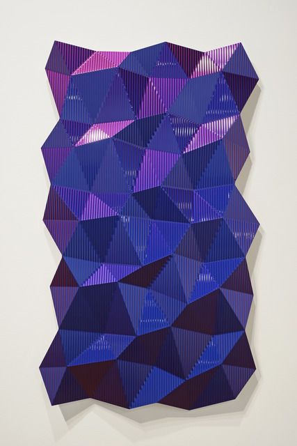, 'Hexagonal Perturbation,' 2013, TrépanierBaer Gallery