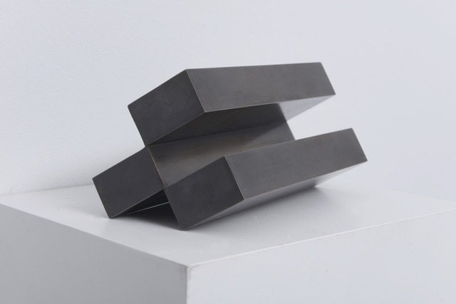 , 'OBLONG IN THREE PIECES,' 2012, Galerie Floss & Schultz