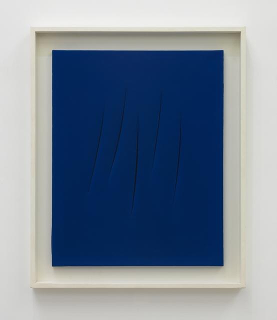 , 'Concetto spaziale – Attese,' 1964, Aïshti Foundation