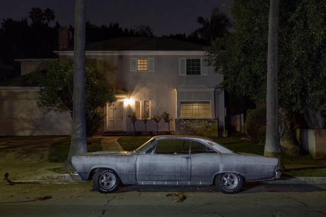 , 'Sleeping Car, Canyon Drive #7,' 2013, Fahey/Klein Gallery