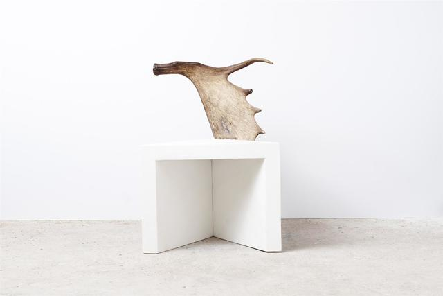 , 'Stag Stool,' 2012, Salon 94