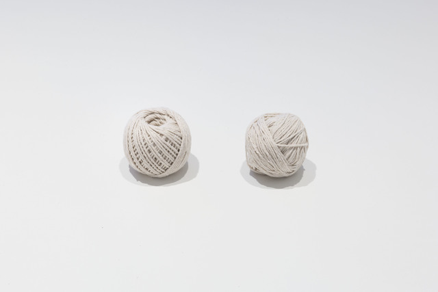 , '2 balls of string,' 2015, Carroll / Fletcher