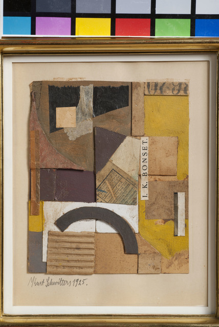 , 'Untitled (I.K. Bonset),' 1925, Centre for Fine Arts (BOZAR)