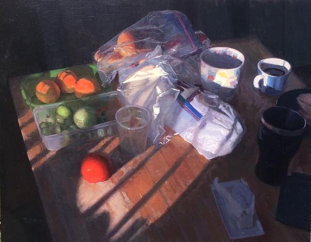 , 'Desayuno,' 2017, Resource Art