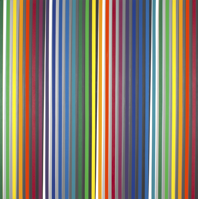 , 'Twelve Hues  Thirteen Grays (Diaphanous 2,' 2012, David Richard Gallery