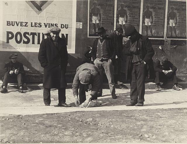 Ilse Bing, 'Soupe Populaire, Paris', 1931, Contemporary Works/Vintage Works