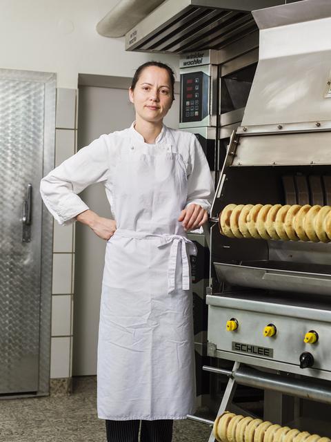 , 'Pastry Chef,' 2014, Catherine Edelman Gallery