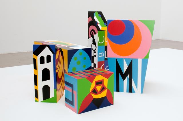 , 'Untitled / Prismas (F),' 1968-2013, Barbara Thumm