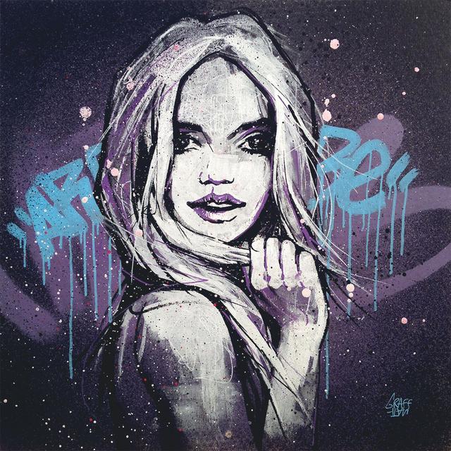 , 'Purple style,' 2017, Carre D'Artistes