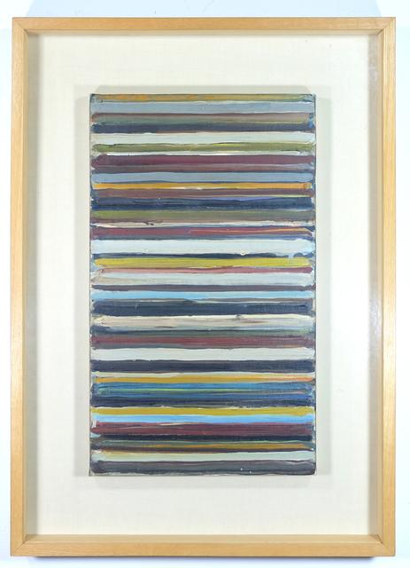 , 'Work07,' 1960, Tezukayama Gallery