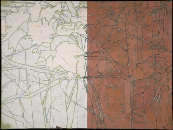 , 'Tree Glyph #17,' ca. 2006, Resource Art
