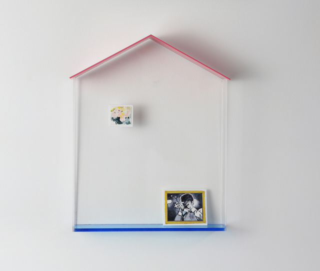 , 'House with Two Paintings,' 700, HATHAWAY | Contemporary Gallery