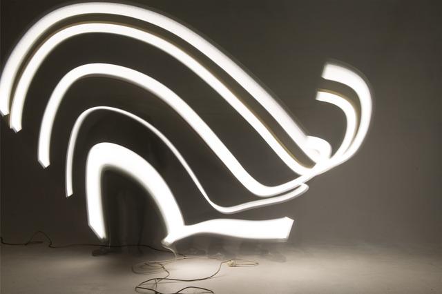 , 'LIGHT-PERFORMANCE,' 2013, Brigitte March International Contemporary Art