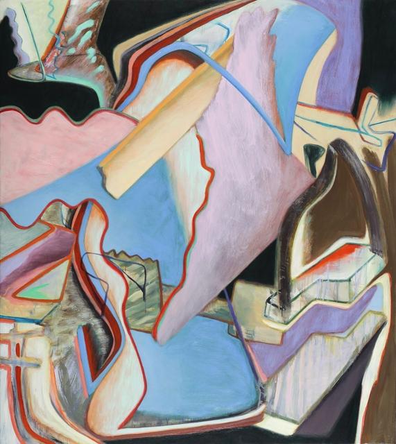David Palliser, 'Key', 2015, Jacob Hoerner Galleries
