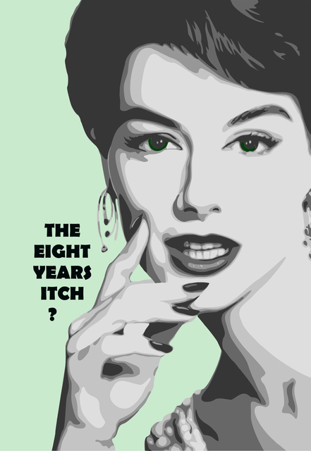 , 'The Eight Years Itch?,' 2018, Thomas Nickles Project