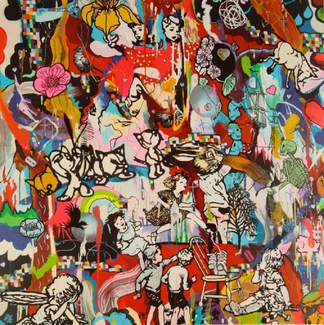 , 'Tantrum Confession,' 2017, Maddox Gallery