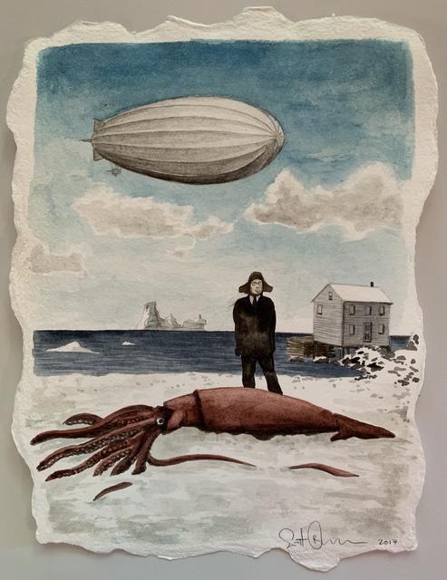 Scott Bluedorn, 'Reverend and the Squid', 2017, ARC Fine Art LLC