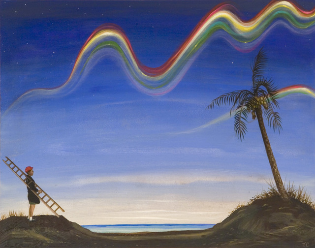 , 'Deformed Rainbow ,' 2011, Nancy Hoffman Gallery