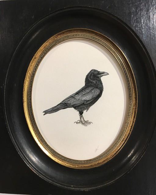 , 'Consider the Ravens II,' 2017, Gallery Victor Armendariz