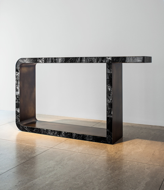 , 'Console 'Quadrivium',' 2014, David Gill Gallery