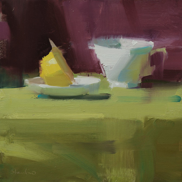 , 'Tea Cup and Lemon,' 2010-2015, Gallery 1261