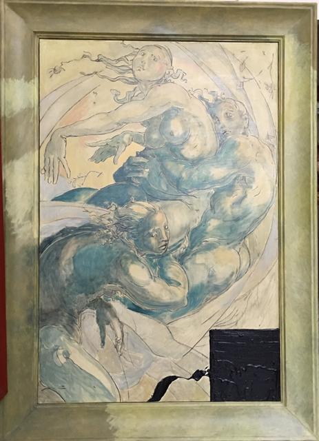, 'Zonas Oscuras IV,' 2017, Terreno Baldío