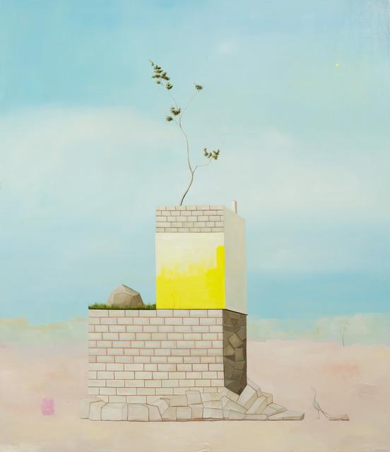 , 'The Artist's Studio,' 2015, Richard Levy Gallery