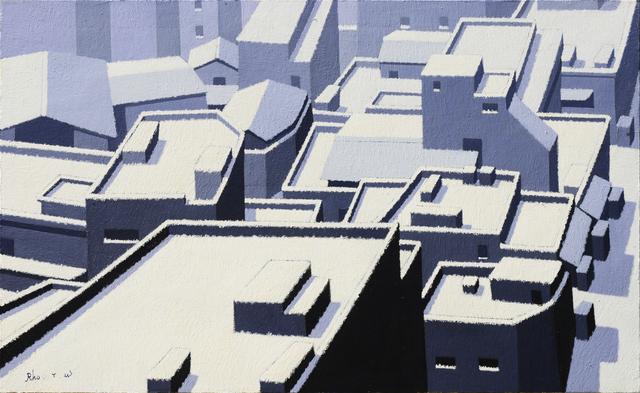 , 'Snow (서설),' 2013, Galerie Bhak