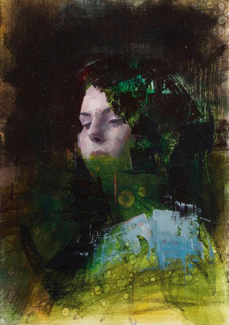 , 'Imprint No. 19,' 2015, Hashimoto Contemporary