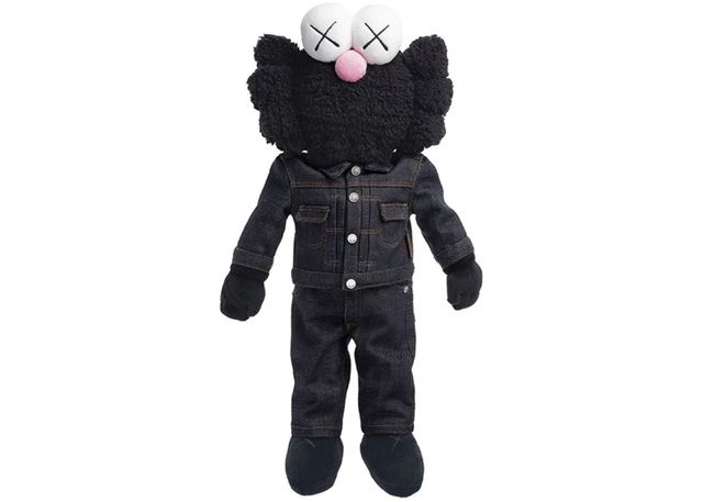 KAWS, 'BFF DIOR PLUSH BLACK', 2019, Dope! Gallery
