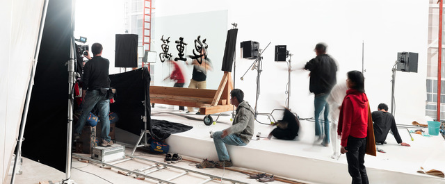 , 'Mise-en-scene (Ten Thousand Waves),' 2010, Roslyn Oxley9 Gallery