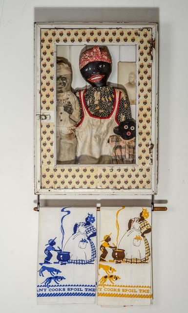 , 'No Artificial Colors,' 2016, Jonathan Ferrara Gallery