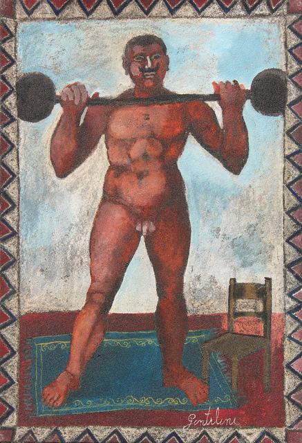 Franco Gentilini, 'La forza', 1974, Ambrosiana Casa d'Aste