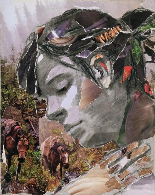 , 'Cowgirl,' 2018, Tabla Rasa Gallery