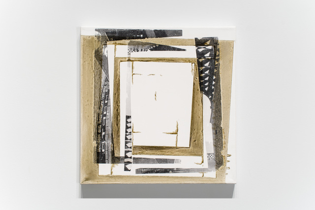 , 'Small Composition II ,' 2015, Proto Gallery