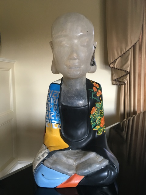 , 'Sitting Lotus Buddha I,' 2015, Ai Bo Gallery