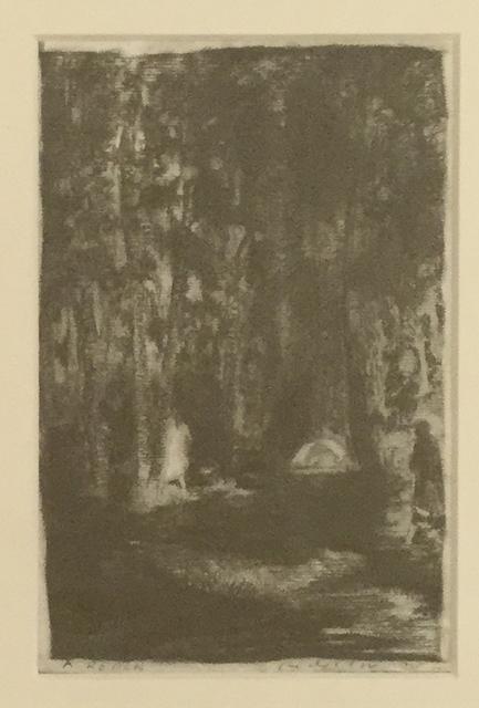 Frédéric Clot, 'Hommage à Redon', 2015, Ditesheim & Maffei Fine Art