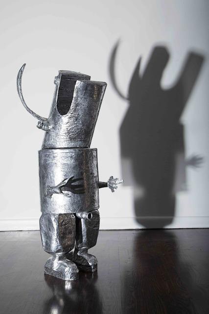 , 'Minotaur,' 2014, Galerie Dumonteil