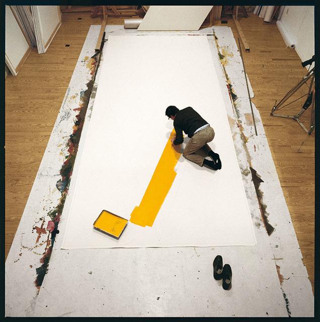 , 'Kenneth Noland.Vermont,' 1965, Lia Rumma