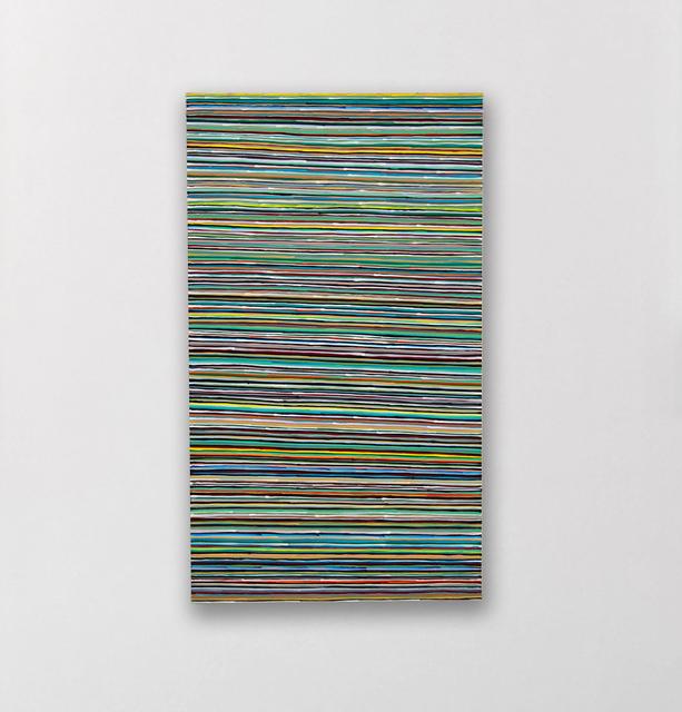 , 'LINESGREEN,' 2015, KM Fine Arts