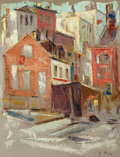 , 'New York City Scene,' , Questroyal Fine Art