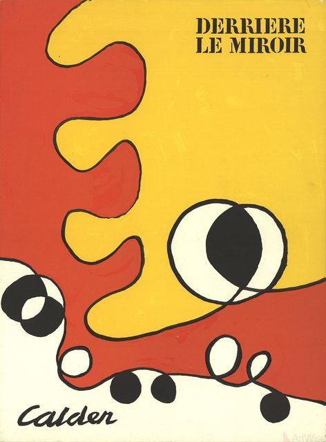, 'Derriere Le Miroir Cover 173,' 1968, ArtWise