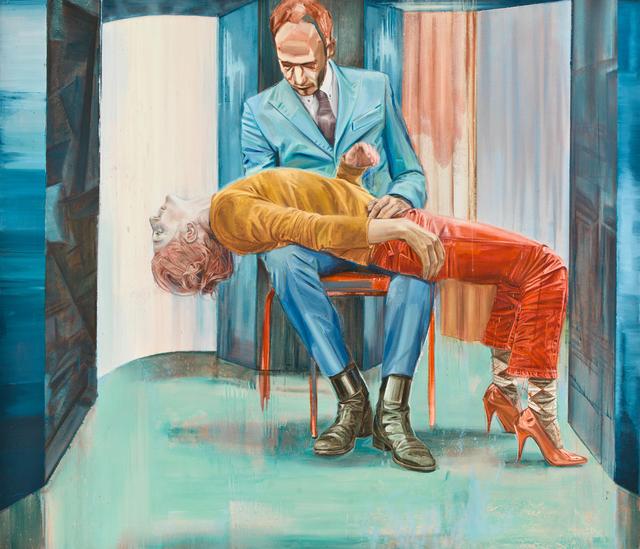, 'Pieta,' 2011, Odile Ouizeman