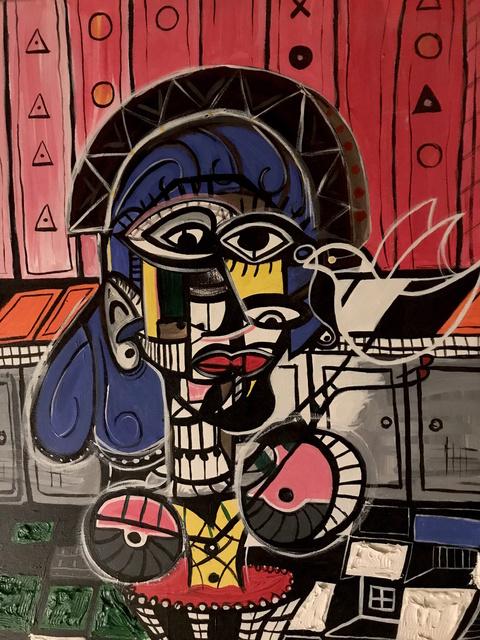 James Peter Henry, 'Surrendering ', 2017, Maddox Gallery