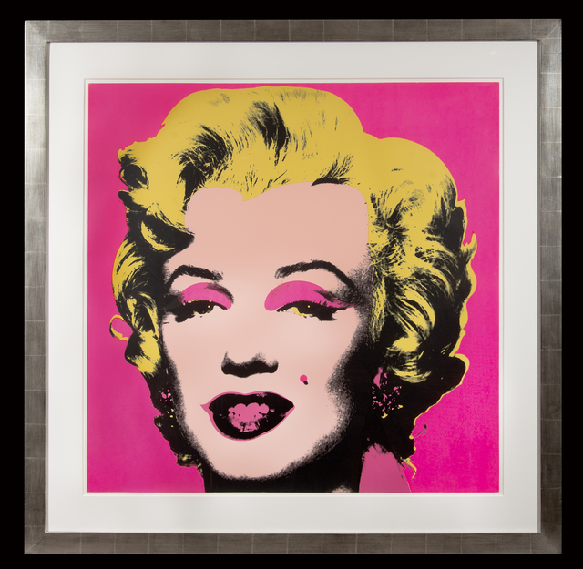 , 'Marilyn Monroe (F&S II. 31),' 1967, Trinity House Paintings