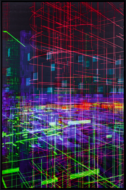 , 'Meta-Cities (Cyber-Architecture) 7,' 2018, The Mayor Gallery