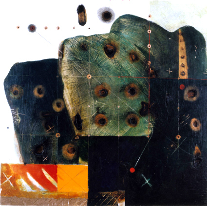 , 'Movement,' 2001, al markhiya gallery