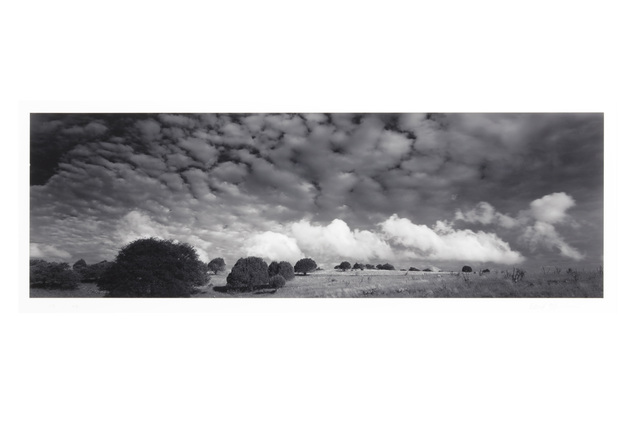 David H. Gibson, 'Cloud March, Fort Davis, Texas', Chiswick Auctions