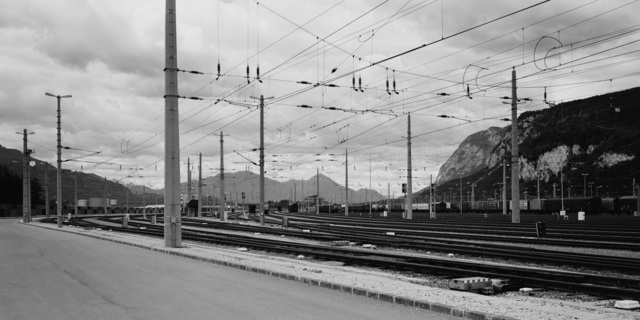 , 'Villach Station,' 1993, TAG TheArtGallery
