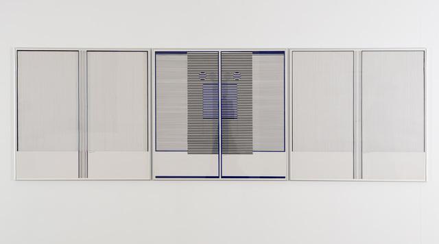 , 'Triplet Tree,' 2003, Vigo Gallery